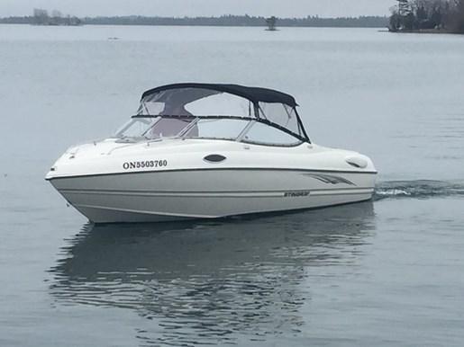 Stingray 195 Cs 2005 Used Boat For Sale In Gananoque Ontario