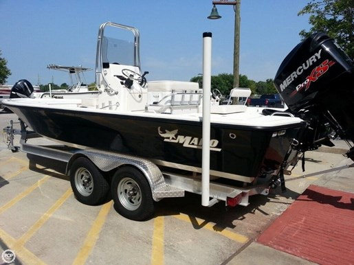 Mako 2014 used boat for sale in houston texas for Outboard motors for sale houston