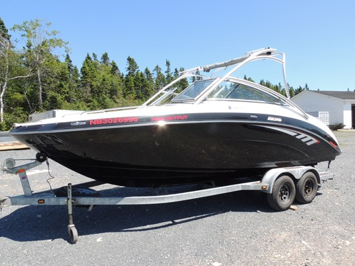 2011 yamaha ar240ho boat for sale 23 foot 2011 yamaha ar for Boat motors for sale in arkansas