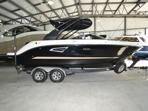 For Sale: 2017 Sea Ray Slx 230 23ft<br/>Hurst Marina, LTD.