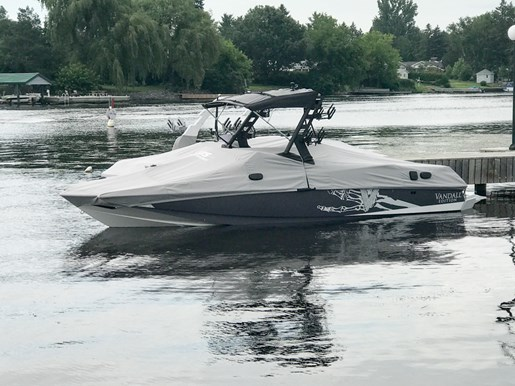 For Sale: 2017 Axis A24 24ft<br/>Hurst Marina, LTD.