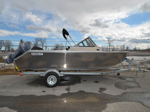 For Sale: 2017 Stanley Mink 18 Dc 18ft<br/>Hurst Marina, LTD.