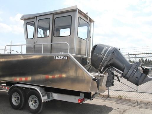 For Sale: 2017 Stanley Pulsecraft 26 Cc 26ft<br/>Hurst Marina, LTD.