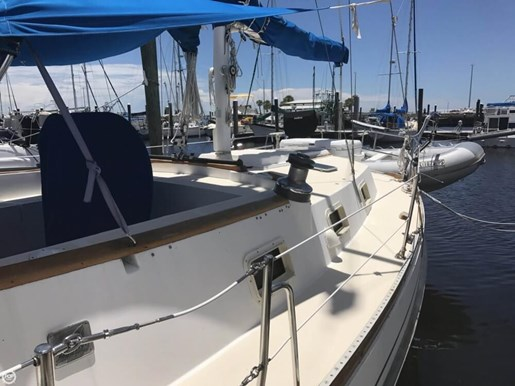 Morgan 1981 used boat for sale in panama city florida for Used boat motors panama city fl