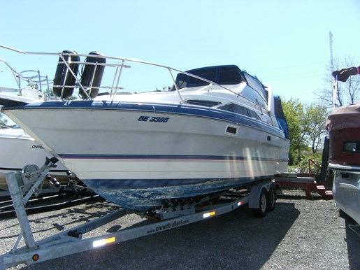 1989 Bayliner Ciera B2655 Sunbridge Photo 1 of 6