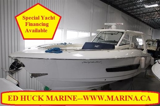 For Sale: 2016 Boston Whaler 420 Outrage 42ft<br/>Ed Huck Marine Limited