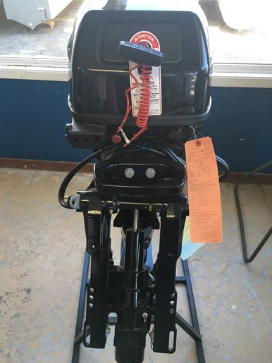 2012 EVINRUDE PORTABLE Photo 1 of 3