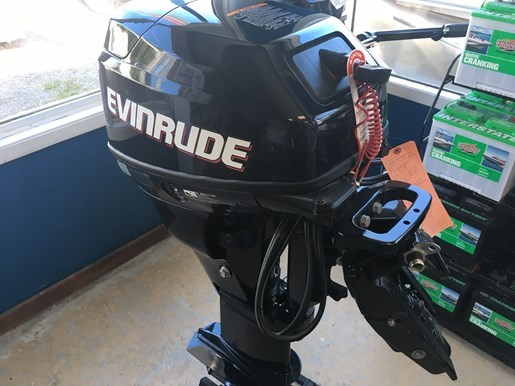 2012 EVINRUDE PORTABLE Photo 3 of 3