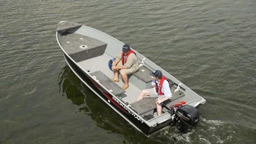 Smoker craft big fish 16 big fish 2017 new boat for sale for Big fish screen printing
