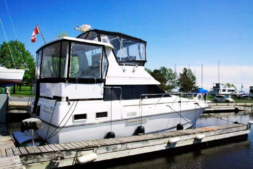 1992 SILVERTON 34 AFT CABIN MOTOR YACHT for sale