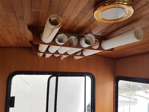 2004 Custom Steel 27 Tug with Trailer Photo 17 of 24