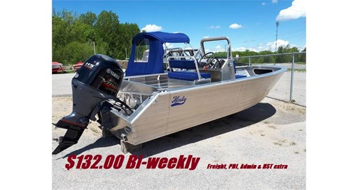 2017 Henley H180CC  REBATE of $2,000!! Photo 1 sur 8