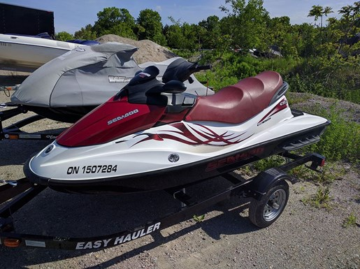 Sea-Doo GTI se 130 2008 Used Boat for Sale in Midland, Ontario