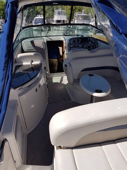 Chaparral 285 Ssx 2013 Used Boat For Sale In Keswick