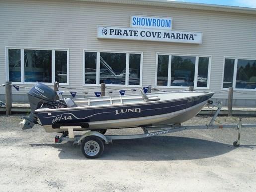 For Sale: 2000 Lund Ssv 14 14ft<br/>Pirate Cove Marina