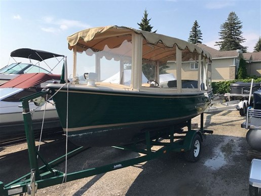 For Sale: 2009 Duffy Electric Boat Co 18 Snug Harbor 18ft<br/>Ed Huck Marine Limited