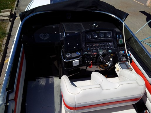 1988 Wellcraft Scarab III 34 Photo 9 sur 50