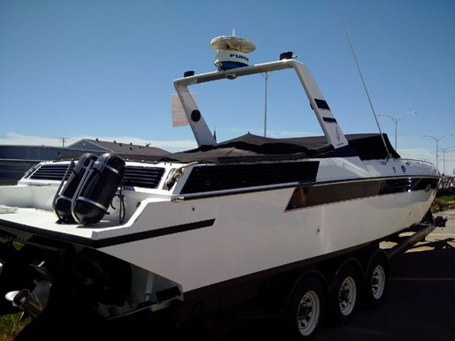 1988 Wellcraft Scarab III 34 Photo 4 sur 50