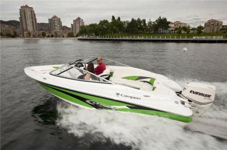 2017 CAMPION CHASE 580 BR for sale