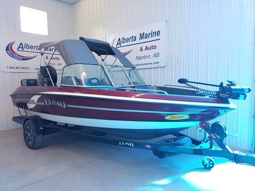 Boat Dealers Alberta >> Lund Tyee GL 186 2016 New Boat for Sale in Nanton, Alberta - BoatDealers.ca