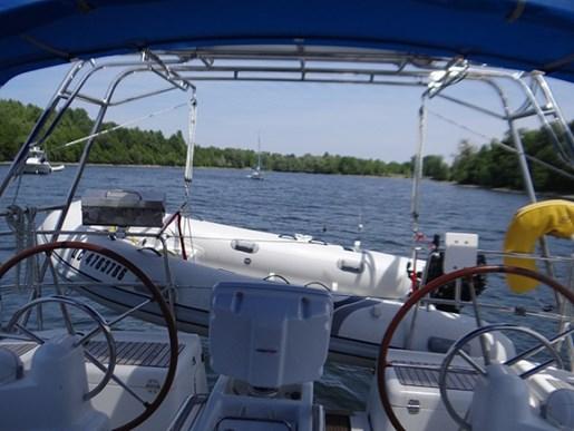 2011 Jeanneau Sun Odyssey 409 Photo 8 sur 28