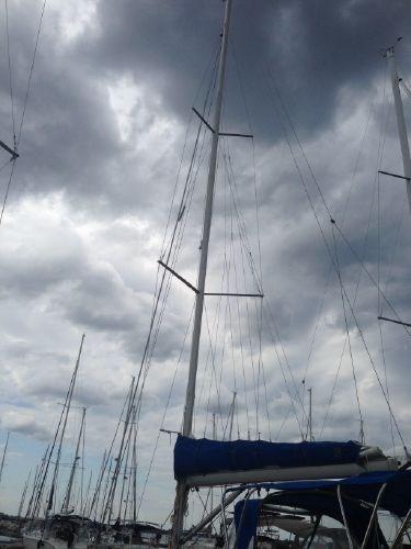 2011 Jeanneau Sun Odyssey 409 Photo 9 sur 28
