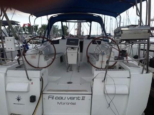 2011 Jeanneau Sun Odyssey 409 Photo 5 sur 28