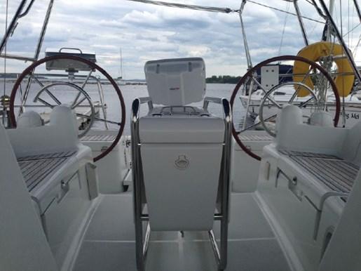 2011 Jeanneau Sun Odyssey 409 Photo 6 sur 28