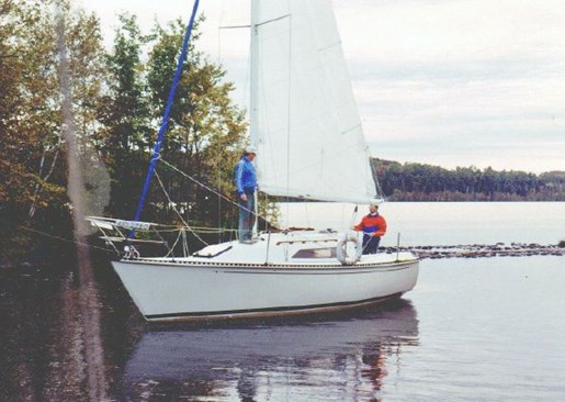 1988 C & C 26 WAVE for sale
