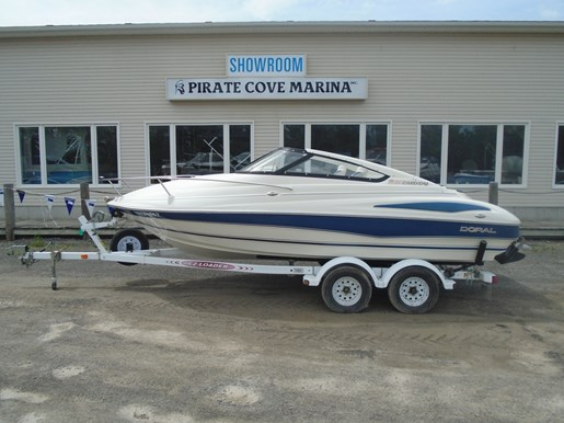 For Sale: 2001 Doral International 190 Cuddy 19ft<br/>Pirate Cove Marina