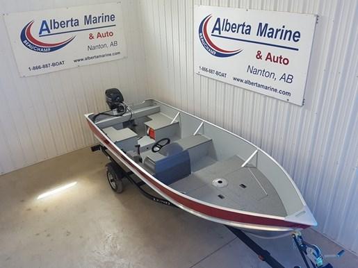 Boat Dealers Alberta >> Lund SSV 16 2017 New Boat for Sale in Nanton, Alberta