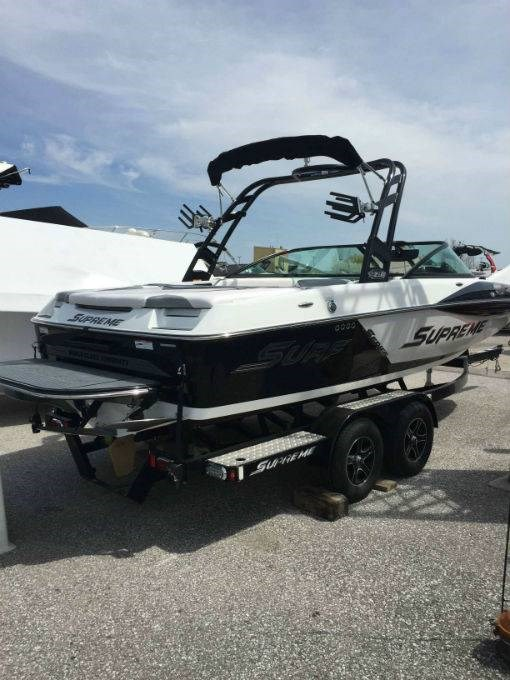 Supreme S21 2016 New Boat For Sale In Rosedale Ontario