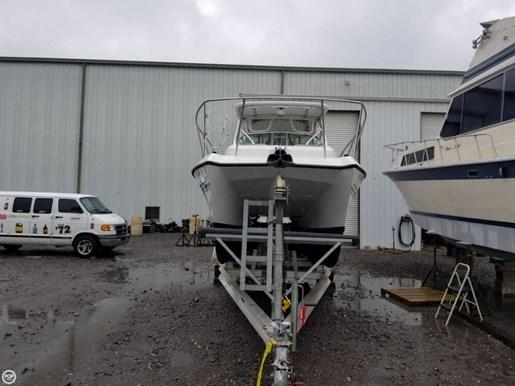 Glacier bay 2007 used boat for sale in panama city florida for Bay motors panama city florida