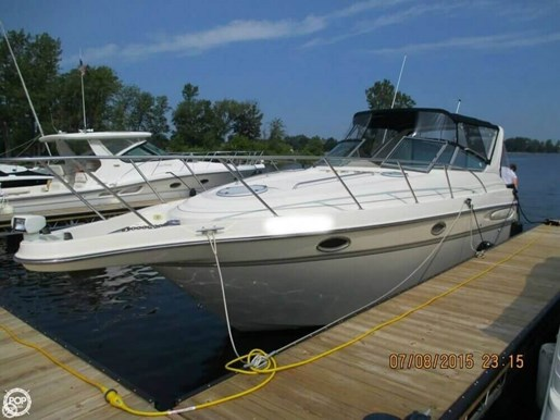 Maxum 1998 Used Boat For Sale In Plattsburgh New York