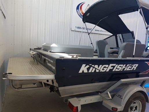 Boat Dealers Alberta >> KingFisher 1875 Extreme Shallow 2017 New Boat for Sale in Nanton, Alberta