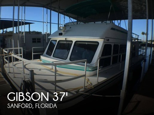 Gibson 1999 Used Boat for Sale in Sanford, Florida - BoatDealers ca