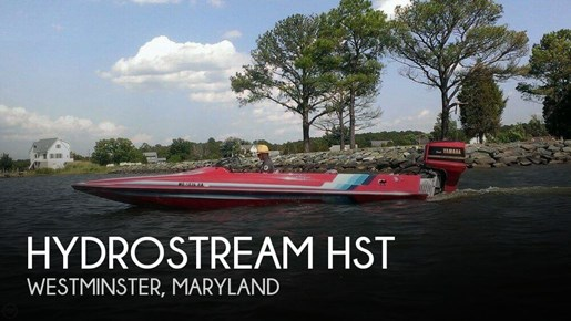 1989 HydroStream HST Photo 1 of 20