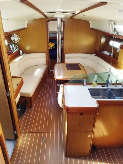 2008 Jeanneau 39i (393) Photo 22 sur 37