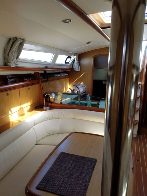 2008 Jeanneau 39i (393) Photo 25 sur 37