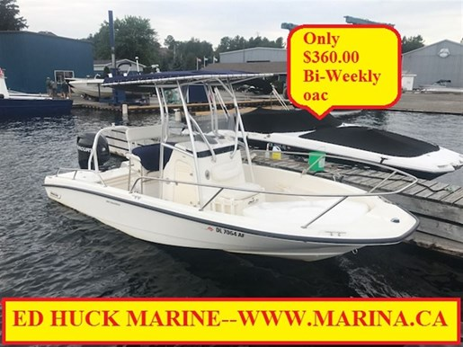For Sale: 2011 Boston Whaler 200 Dauntless 20ft<br/>Ed Huck Marine Limited