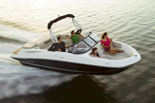 2019 Bayliner VR5 Photo 1 of 10