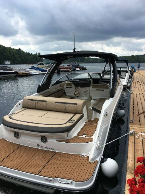 Sea Ray Slx 280 2017 New Boat For Sale In Bracebridge Ontario