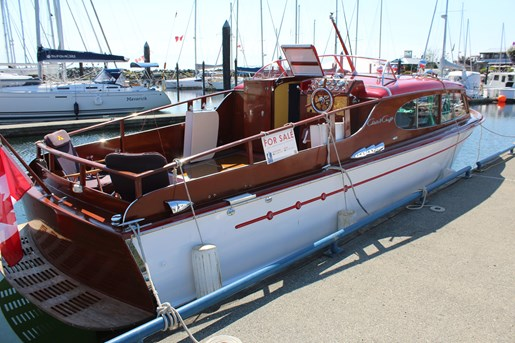 1952 Chris-Craft Super Deluxe Enclosed Photo 10 of 40