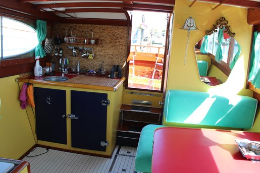1952 Chris-Craft Super Deluxe Enclosed Photo 16 of 40
