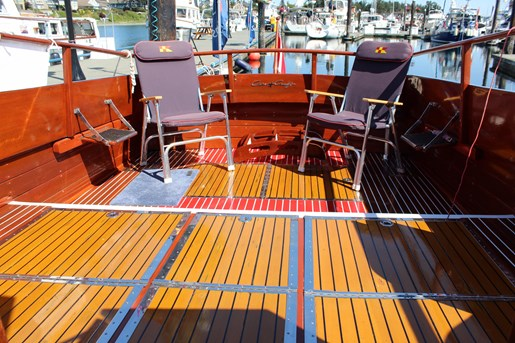 1952 Chris-Craft Super Deluxe Enclosed Photo 22 of 40