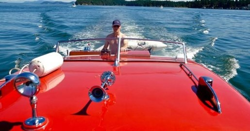 1952 Chris-Craft Super Deluxe Enclosed Photo 28 of 40