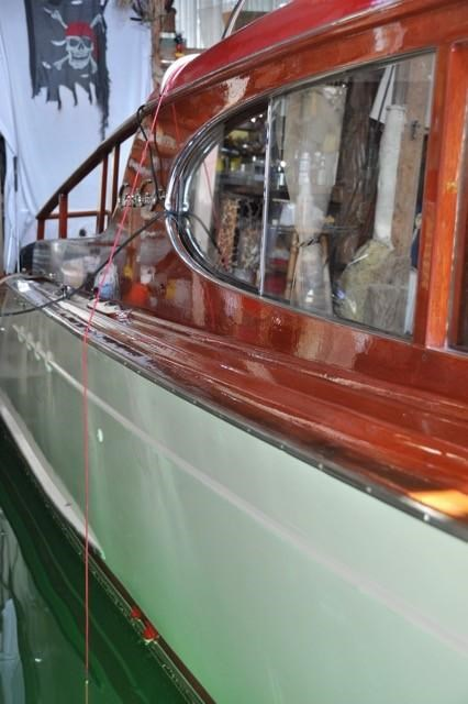 1952 Chris-Craft Super Deluxe Enclosed Photo 34 of 40