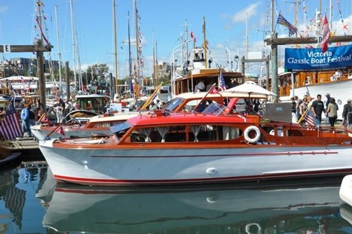 1952 Chris-Craft Super Deluxe Enclosed Photo 36 of 40