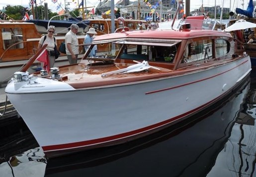 1952 Chris-Craft Super Deluxe Enclosed Photo 38 of 40