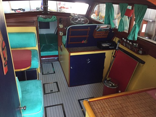 1952 Chris-Craft Super Deluxe Enclosed Photo 40 of 40